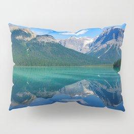 Landscape Panorama (Mountains & Water) Pillow Sham