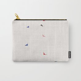 i'd rather be skiing Carry-All Pouch
