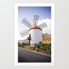 Gran Canaria 1.0 Art Print
