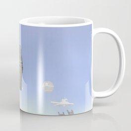 War Stars:Cross Across Coffee Mug
