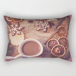 Cookies & tea Rectangular Pillow