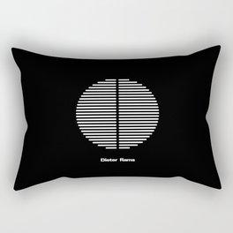 DIETER RAMS Rectangular Pillow