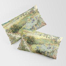Vincent Van Gogh : Garden at Arles Pillow Sham