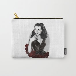Maila Nurmi (Vampira) Carry-All Pouch