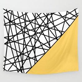 Lazer Dance YY Wall Tapestry