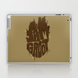 I Am Groot Laptop & iPad Skin