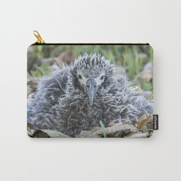 Laysan Albatross Chick, No. 1 Carry-All Pouch