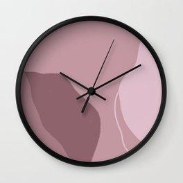 Soft Focus Wall Clock