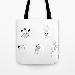 HALOWEEN Tote Bag