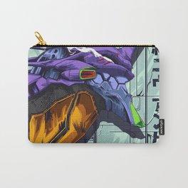 Neon Genesis Evangelion Unit-01 Carry-All Pouch