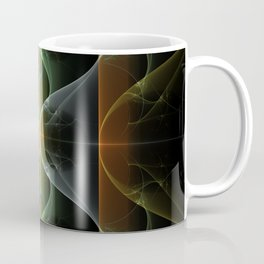 Fairy Gate Fractal Coffee Mug