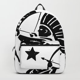 Indian Shooting Star Backpack