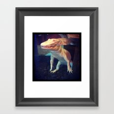 Pearl  Framed Art Print