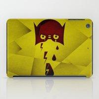 hero iPad Cases featuring Hero by PingPongPrints