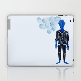 Get out / Come back Laptop & iPad Skin