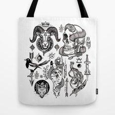 Lesser Alchemy Tote Bag