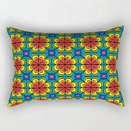 Rainbow Hour Rectangular Pillow