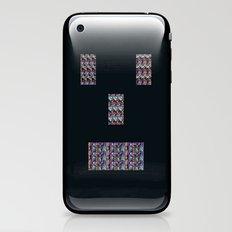 Mister Roboto iPhone & iPod Skin
