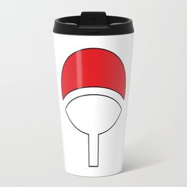 Uchiha Clan Symbol Travel Mug