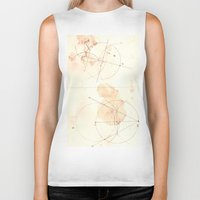 math Biker Tanks featuring math by theoreticalsociety6