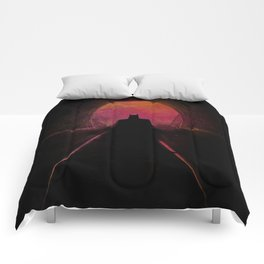 Bat-man: The dark hero Comforters