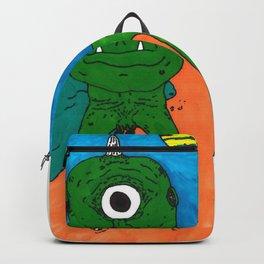 Grook-Nook the wanderer Backpack