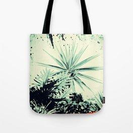 Abstract Urban Garden Tote Bag