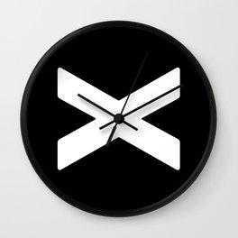 Mr. X Wall Clock