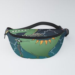 This is how I roll! v2 Fanny Pack