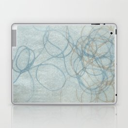 Blue Nest 2 Laptop & iPad Skin