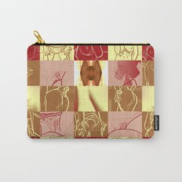 Jenya D Classika Pastiche 2 Carry-All Pouch