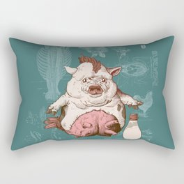 Entrée Rectangular Pillow