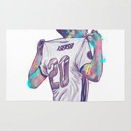 Real Madrid Asensio Rug