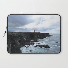 Lonely lighthouse Laptop Sleeve