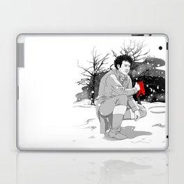 The Red Cap Laptop & iPad Skin