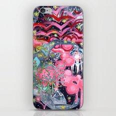 Air Bubbles iPhone Skin