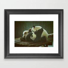 Nyatiti Framed Art Print