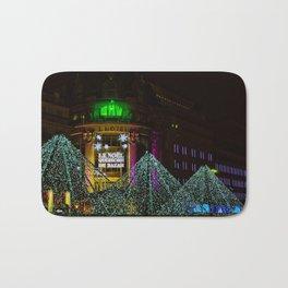 Joyeux Noël à Paris // Merry Christmas from Paris Bath Mat