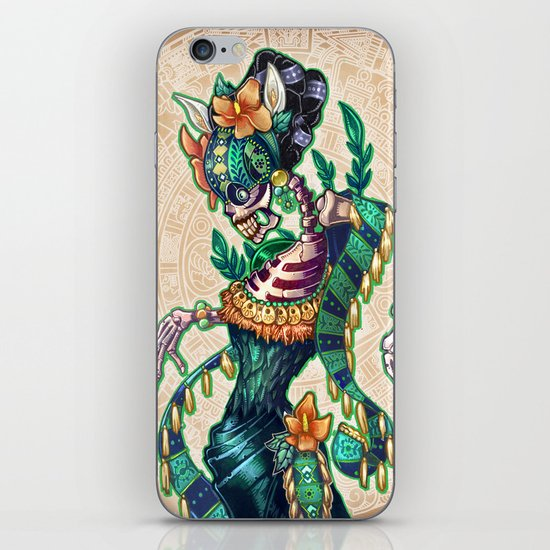 Dance of the Dead iPhone & iPod Skin