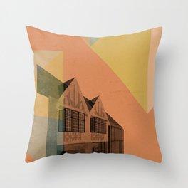 Pape Danforth Branch Throw Pillow