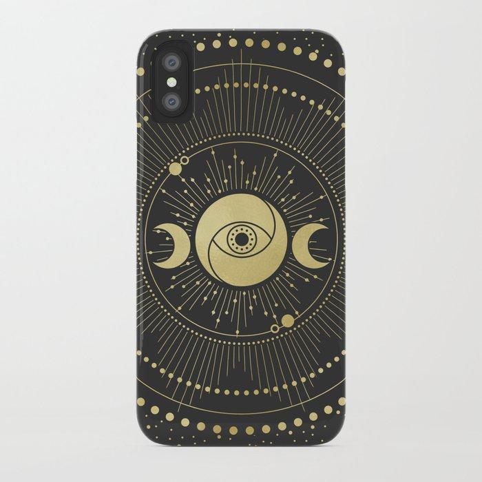 2020 Moon Calendar iPhone Case