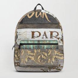 Sweet Paradise Series Backpack