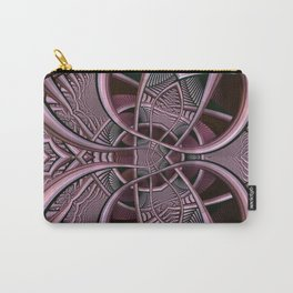 Mind-boggling, fractal abstract Carry-All Pouch