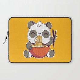 Ramen Panda Cute Laptop Sleeve