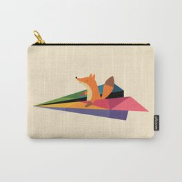 Fly My Way Carry-All Pouch