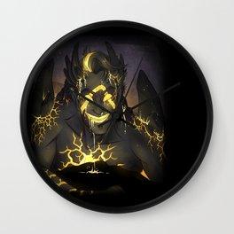 Warrior-Jack Wall Clock
