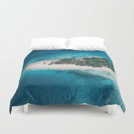 Coron Palawan Philippines Duvet Cover