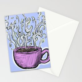 Fuck Off Coffee Stationery Cards