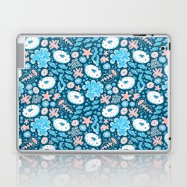 Sea Bunnies Laptop & iPad Skin