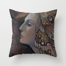 005 Throw Pillow